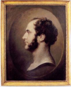 Portrait Moritz Ebers (Meier Moses Ephraim)