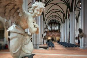 Innenansicht Museum Nikolaikirche Copyright Stadtmuseum Berlin, Foto von Michael Setzpfandt